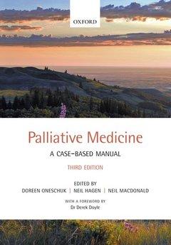 Couverture de l'ouvrage Palliative medicine: a case-based manual