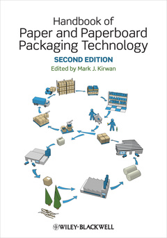 Couverture de l'ouvrage Handbook of paper and paperboard packaging technology