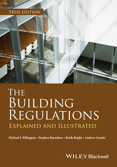 Cover of the book The Building Regulations