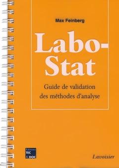 Couverture de l'ouvrage Labo-Stat