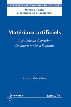 Couverture de l'ouvrage Matériaux artificiels