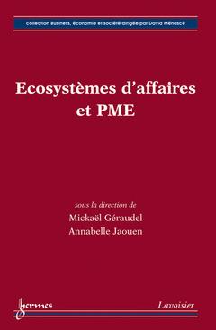 Couverture de l'ouvrage Écosystèmes d'affaires et PME