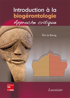 Couverture de l'ouvrage Introduction à la biogérontologie