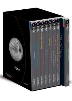 Coffret 8 volumes de la collection Rétine