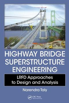 Cover of the book Highway bridge superstructure engineering