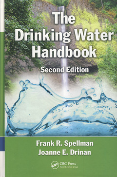 Couverture de l'ouvrage The drinking water handbook