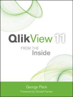 Cover of the book Qlikview 11 from the inside