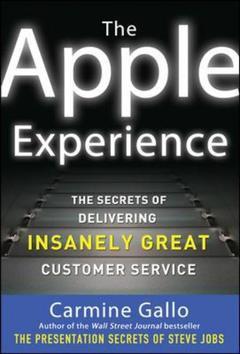 Couverture de l'ouvrage The apple experience