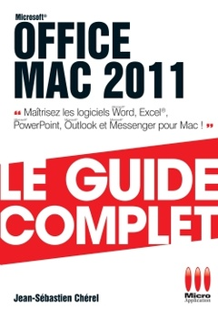 Cover of the book Office Mac 2011, le guide complet