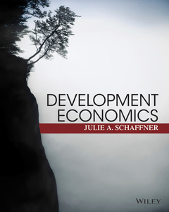 Cover of the book Development Economics