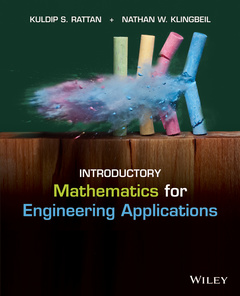 Cover of the book Introductory Mathematics for Engineering Applications