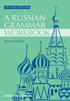 Cover of the book Russian grammar workbook