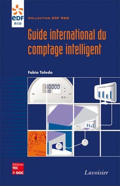 Couverture de l'ouvrage Guide international du comptage intelligent