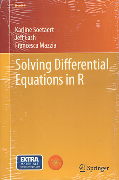 Couverture de l'ouvrage Solving differential equations in R