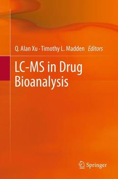Cover of the book LC-MS in drug bioanalysis