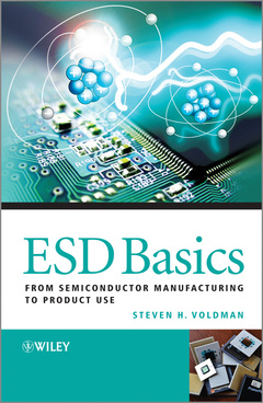 Cover of the book ESD Basics: from semiconductor manufacturing to use