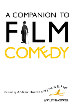 Cover of the book A companion to film comedy (hardback)