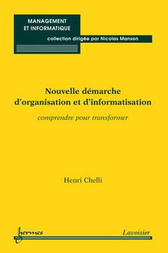 Couverture de l'ouvrage Nouvelle démarche d'organisation et d'informatisation