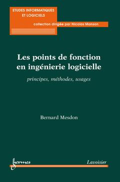 Couverture de l'ouvrage Les points de fonction en ingénierie logicielle