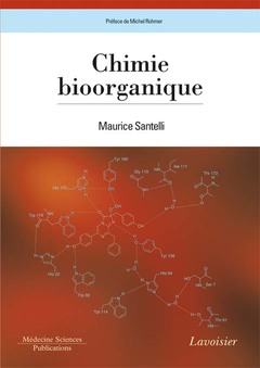 Couverture de l'ouvrage Chimie bioorganique