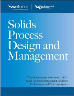 Couverture de l'ouvrage Solids process design and management