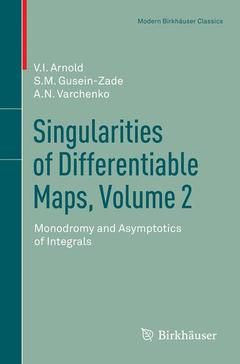 Cover of the book Singularities of differentiable maps, Volume 2