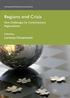 Cover of the book Regions and crises