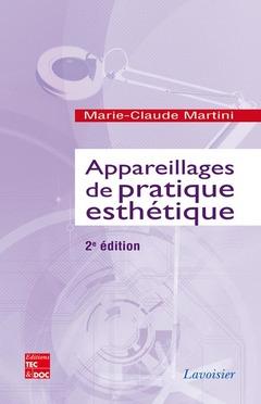 Couverture de l'ouvrage Appareillages de pratique esthétique