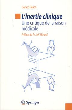 Couverture de l'ouvrage L'inertie clinique