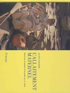 Couverture de l'ouvrage L'allaitement maternel
