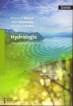Couverture de l'ouvrage Hydrologie