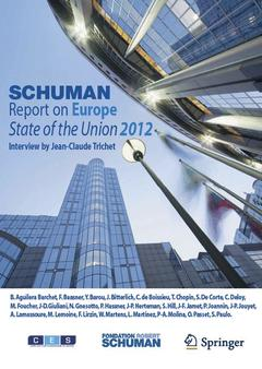 Cover of the book Schuman Report on Europe