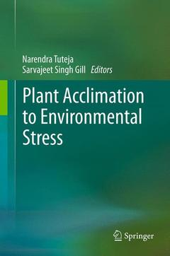 Cover of the book Plant acclimation to environmental stress