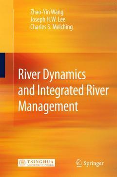 Couverture de l'ouvrage River dynamics and integrated river management
