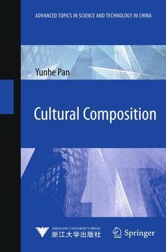 Couverture de l'ouvrage Cultural Composition