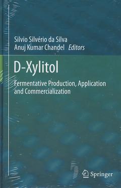 Couverture de l'ouvrage D-Xylitol