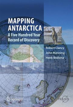 Cover of the book Mapping antarctica