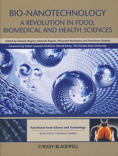 Couverture de l'ouvrage Bio-nanotechnology