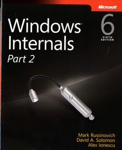 Cover of the book Windows internals, part 2