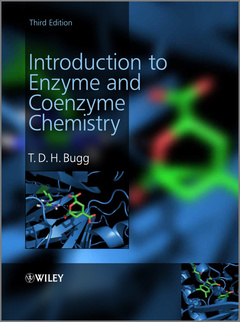 Couverture de l'ouvrage Introduction to enzyme and coenzyme chemistry