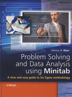 Cover of the book Problem solving and data analysis using Minitab