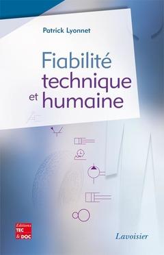 Couverture de l'ouvrage Fiabilité technique et humaine