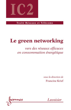 Couverture de l'ouvrage Le green networking