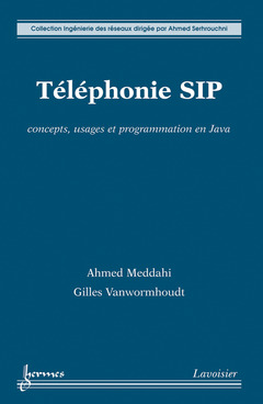 Couverture de l'ouvrage Téléphonie SIP