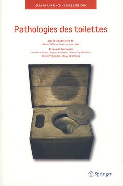 Couverture de l'ouvrage Pathologie des toilettes