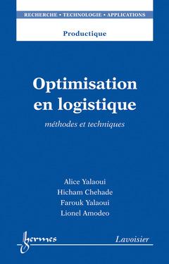 Couverture de l'ouvrage Optimisation en logistique