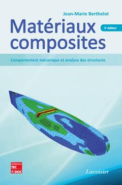 Couverture de l'ouvrage Matériaux composites