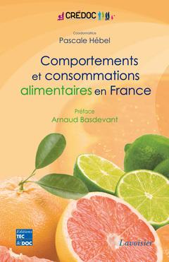 Couverture de l'ouvrage Comportements et consommations alimentaires en France