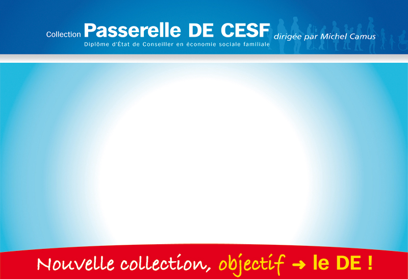 logo collection Passerelle DE CESF