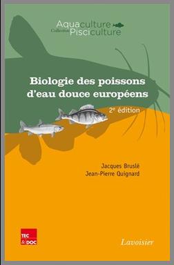 Couverture de l'ouvrage Biologie des poissons d'eau douce européens